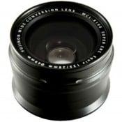 Fuji X100 Wide Angle Lens Black