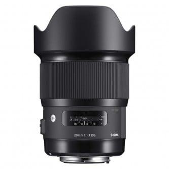 Sigma AF 20mm f/1.4 DG HSM Art Nikon