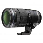 Olympus 40-150mm f/2,8 pro sort