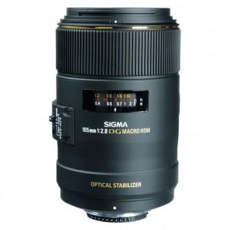 Sigma AF 105mm f/2,8 Macro DG Nikon