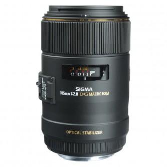 Sigma AF 105mm f/2,8 Macro DG Canon