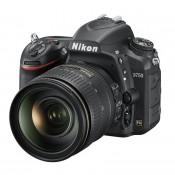 Nikon D750 m/24-120mm f/4,0 G ED objektiv