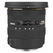 Sigma AF 10-20 f/ 3,5 DC Canon