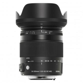 Ssigma AF 18-200 f/3,5-6,3 DC Nikon
