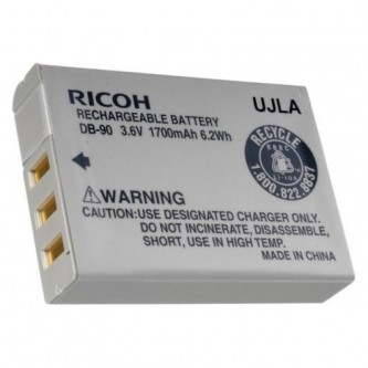 Ricoh DB-90 Li-ion batteri