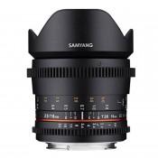 Samyang MF 16mm T2.6 VDSLR Canon EF