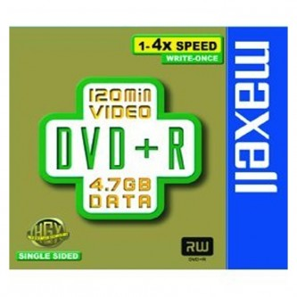 Maxell DVD +R 4,7 GB