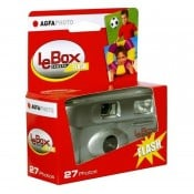Agfa Le Box engangs kamera