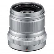 Fujinon XF 50mm f/2.0 WR-X-mount sølv