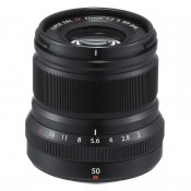 Fujinon XF 50mm f/2.0 WR-X-mount sort