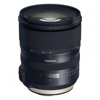 Tamron SP-24-70mm f/2.8 DI VC USD G2 Canon