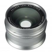 Fujifilm WCL-X100 II Wide Conversion Lens Sølv