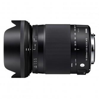 Sigma 18-300 f/3.5-6.3 DC OS HSM, Nikon