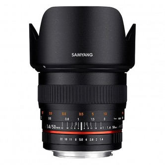 Samyang 50mm f/1,4 (Full Frame) MFT
