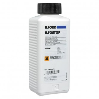 Ilford Ilfostop 500ml WLD