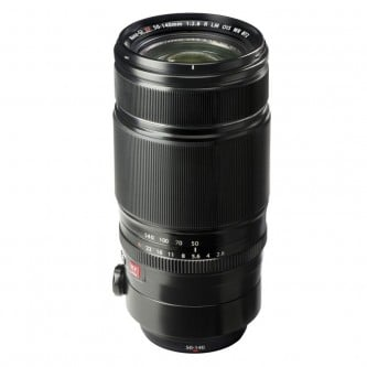 FUJINON XF50-140mm f/2,8 OIS WR Sort