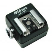 Nikon AS-10 Syncro Multi-Flash Adapter
