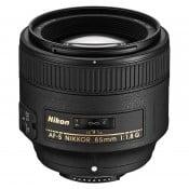 Nikon Objektiv 85mm f/1.8G
