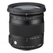 Sigma AF 17-70 f/2,8-4 DC Canon