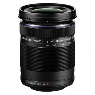 Olympus M-Zuiko Digital 40-150mm f/4,0-5,6 sort