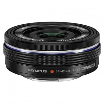 Olympus 14-42mm f/3,5-5,6 EZ Pancake sort
