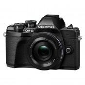 Olympus OM-D E-M10 MIII 14-42mm EZ f/3.5-5.6 sort