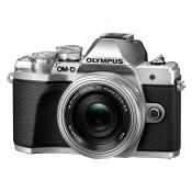 Olympus OM-D E-M10 MIII 14-42mm EZ f/3.5-5.6 sølv