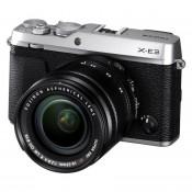 Fujifilm X-E3 18-55mm f/2.8-4.0 sølv