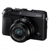 Fujifilm X-E3 23mm f/2 sort