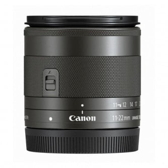 Canon EF-M 11-22mm f/4,0-5,6 IS STM