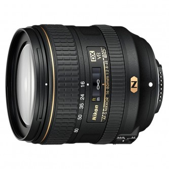 Nikon AF-S 16-80mm f/2,8-4 E VR