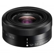 Panasonic Lumix 12-32mm f/3,5-5,6, sort