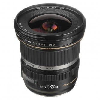 Canon EF-S 10-22mm 3,5-4,5 USM