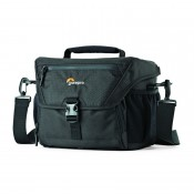 Lowepro Nova 180 AW II sort