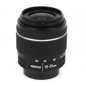 Pentax DA 18-55mm 3,5-5,6