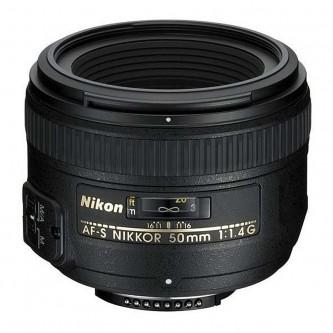 Nikkor AF-S 50mm 1,4 G