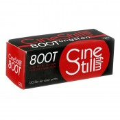 CineStill film 800T