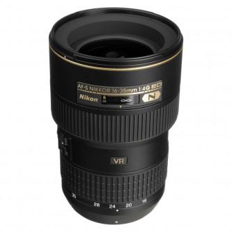 Nikkor AF-S 16-35 mm 4,0G ED VR
