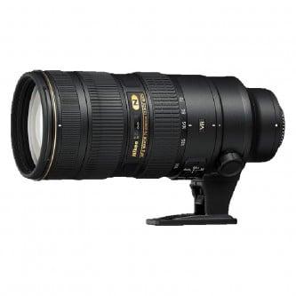 Nikkor AF-S 70-200mm 2,8 G ED VR II