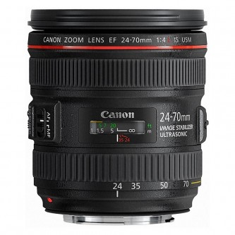 Canon Ef 24-70mm 4,0 L IS USM