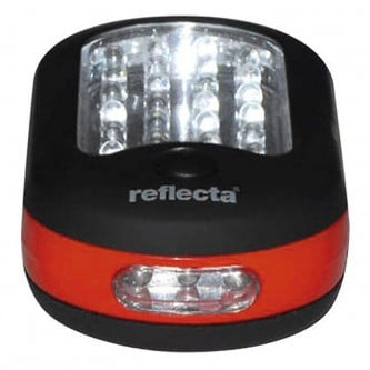 Reflecta LED med krog