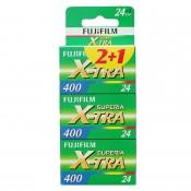 Fuji Superia X-tra 400 135-24 3 pack