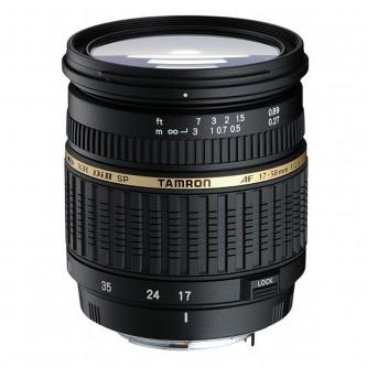Tamron AF DI II SP 17-50mm f/2,8 XR Nikon