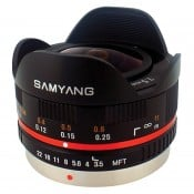 Samyang 7,5mm f/3,5 Fisheye Micro Four Thirds