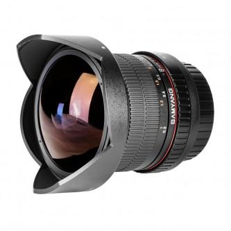 Samyang Canon EF 8mm 3,5 Fish-eye