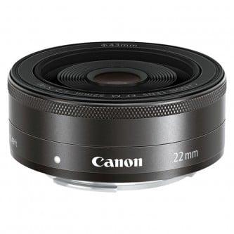 Canon EF-M 22mm F2,0 STM
