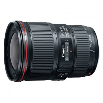 Canon EF 16-35mm f/4,0 L IS USM