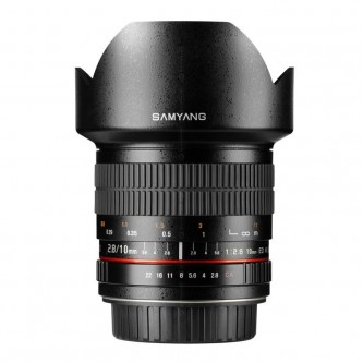 Samyang 10mm f/2,8 ED AS NCS (APS C) Canon M