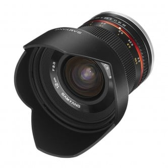 Samyang 12mm f/2,0 (APS C) Sony E sort