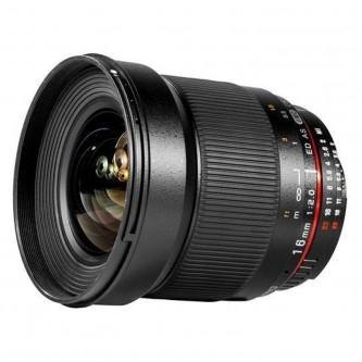 Samyang 16mm f/2,0 ED (APS C) Fuji X
